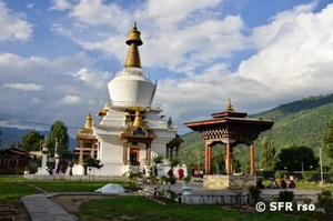 National Memorial Chorten in Thimphu