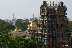 Tempel in Chennai